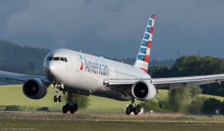 AmericanAirlines_B763_N394AN_ZRH170607