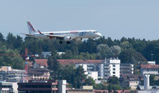 AirEuropa_E190_EC-LKM_ZRH170612