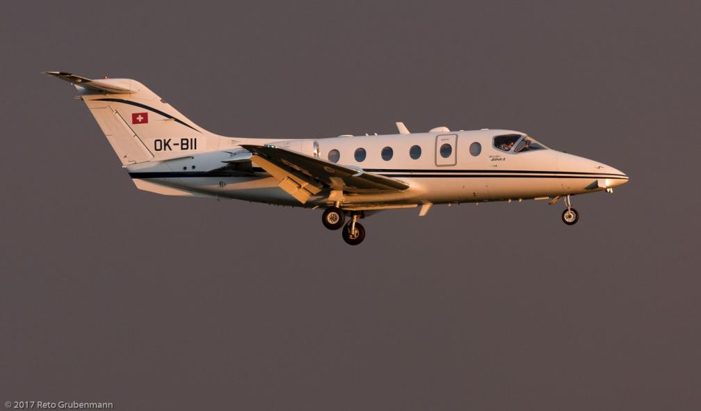 QueenAir_BE40_OK-BII_ZRH170612