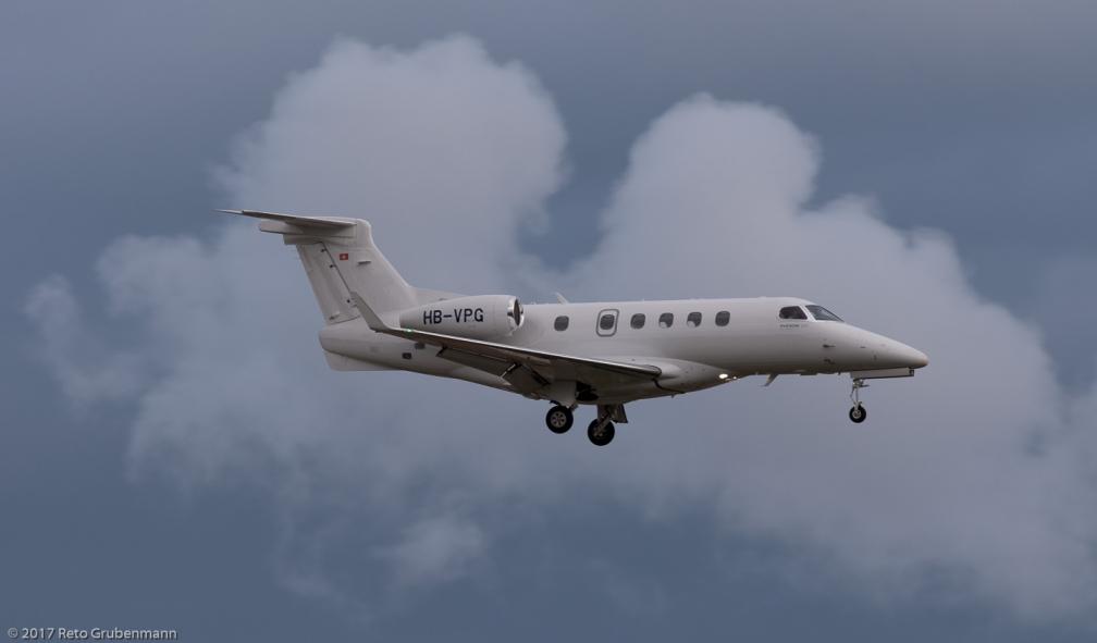 JetAviationBusinessJets_E55P_HB-VPG_ZRH170701