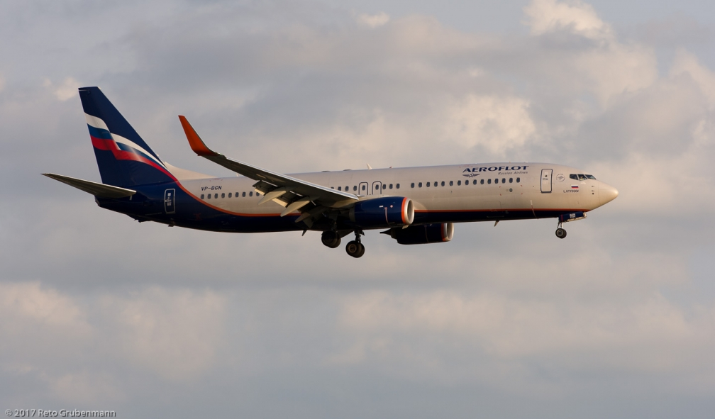 Aeroflot_B738_VP-BGN_ZRH170715