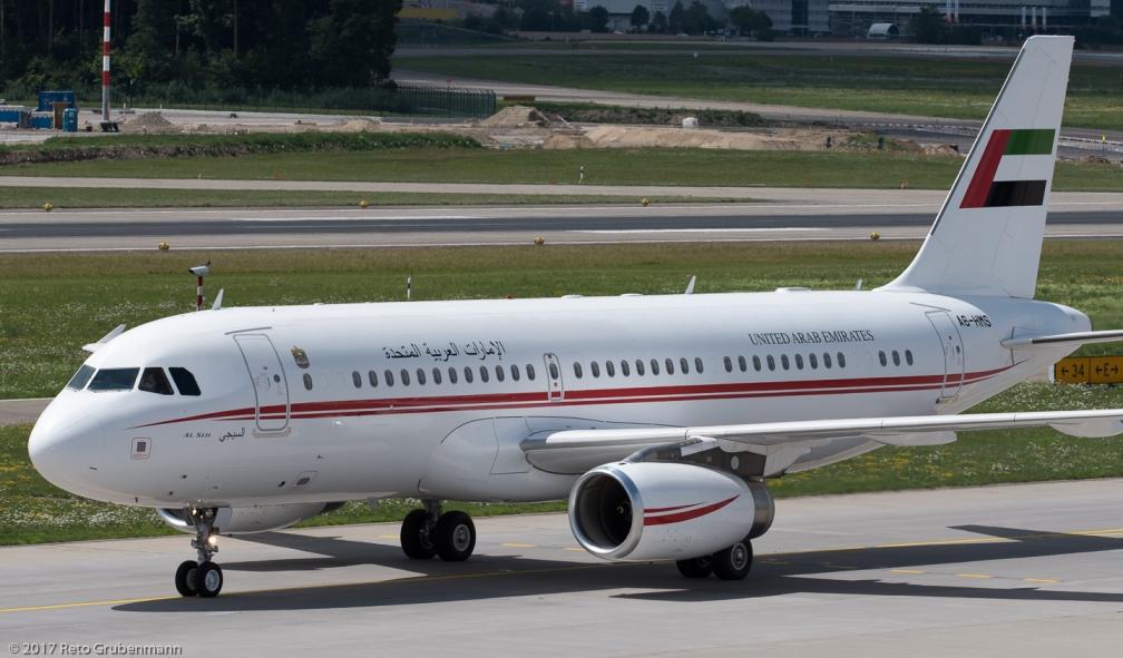 DubaiAirWing_A320_A6-HMS_ZRH170715