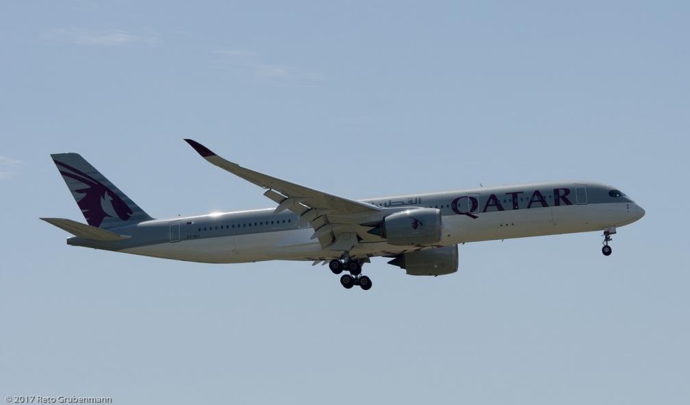 QatarAirways_A359_A7-ALI_ZRH170730
