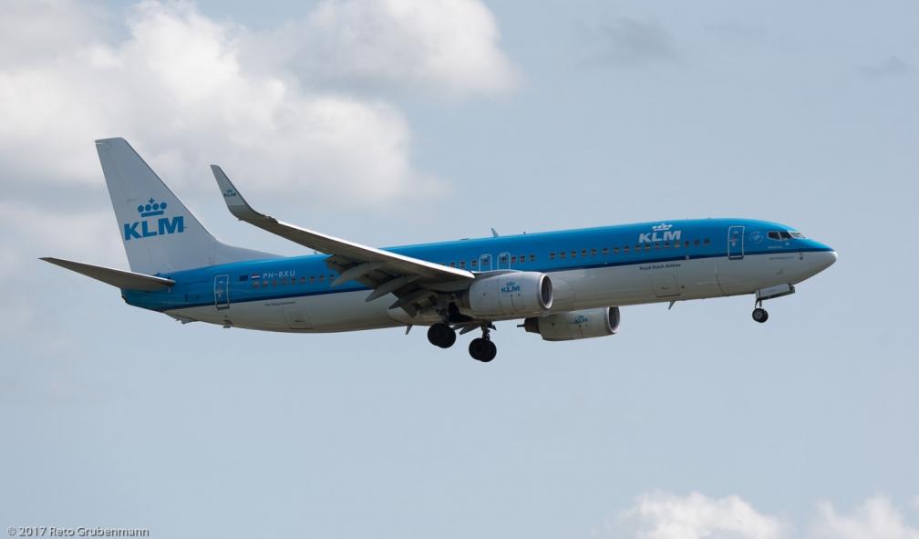 KLM_B738_PH-BXU_ZRH170820