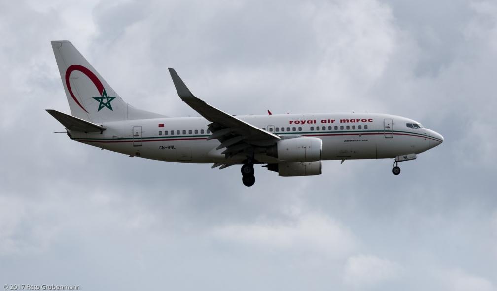 RoyalAirMaroc_B737_CN-RNL_ZRH170917