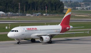 Iberia_A319_EC-JXJ_ZRH170923