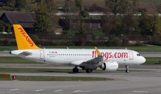 PegasusAirlines_A320_TC-NBG_ZRH171025_01