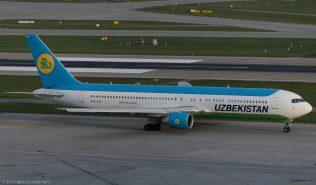 UzbekistanAirways_B763_UK67005_ZRH171025