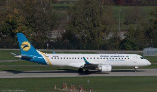 UkraineInternationalAirlines_E190_UR-EME_ZRH171026
