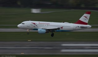 AustrianAirlines_A319_OE-LDD_ZRH171027