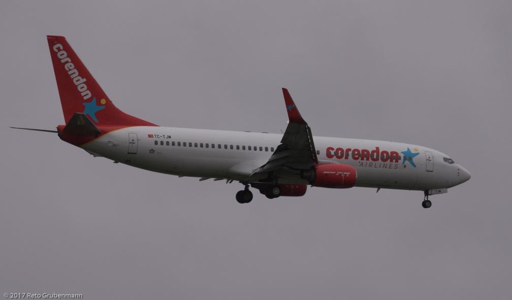 CorendonAirlines_B738_TC-TJM_ZRH171105