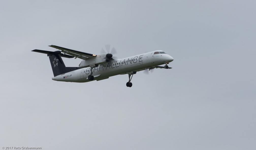AustrianAirlines_DH8D_OE-LGR_ZRH171120