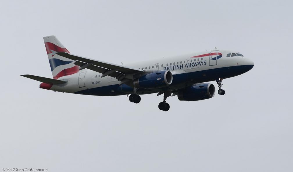 BritishAirways_A319_G-EUOI_ZRH171120