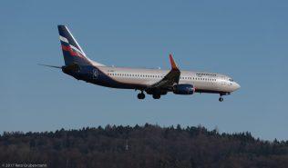 Aeroflot_B738_VP-BRF_ZRH171213