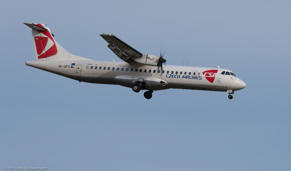 CzechAirlines_AT75_OK-GFS_ZRH171213