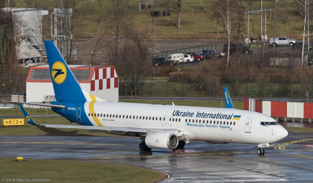 UkraineInternationalAirlines_B738_UR-PSG_ZRH180102