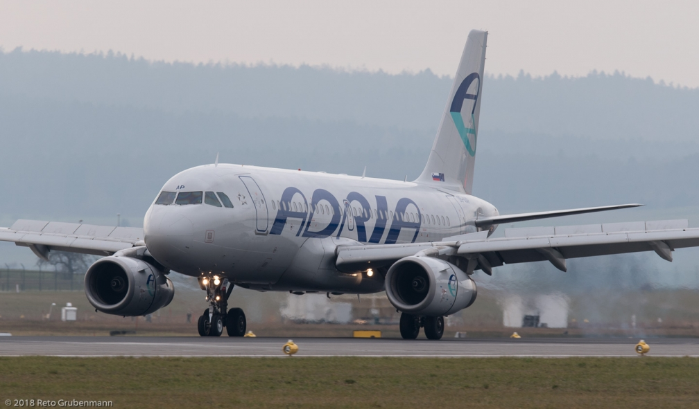 AdriaAirways_A319_S5-AAP_ZRH180107