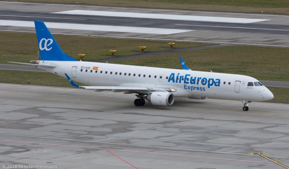 AirEuropa_E190_EC-KXD_ZRH180123