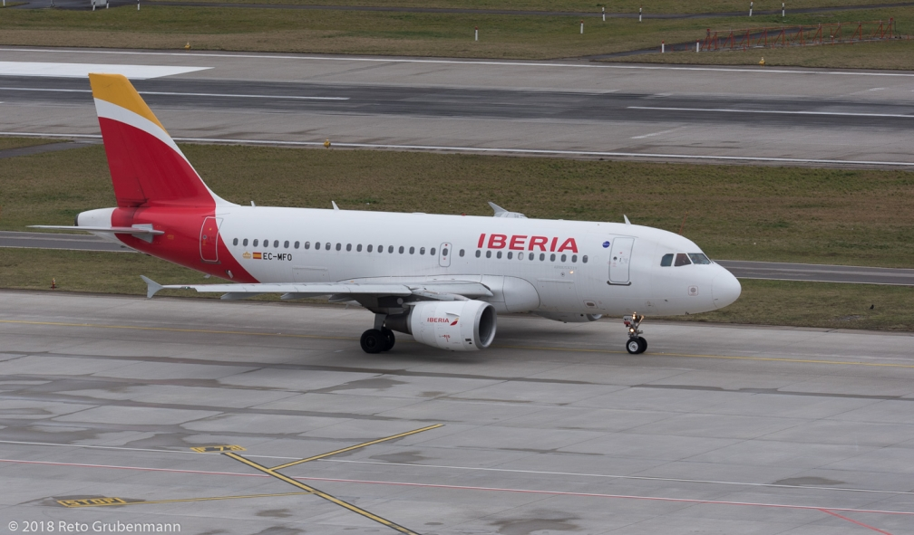 Iberia_A319_EC-MFO_ZRH180123