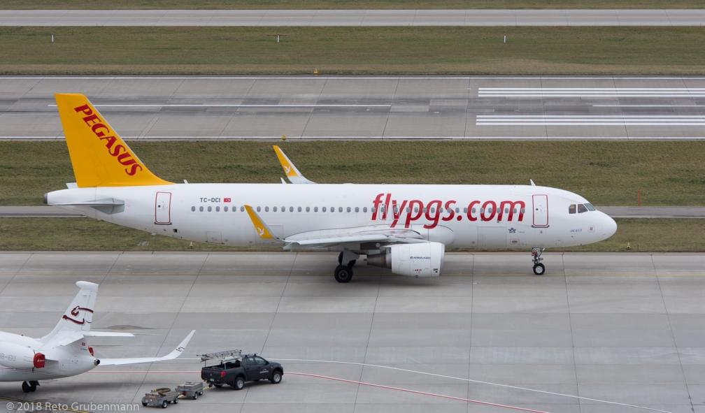 PegasusAirlines_A320_TC-DCI_ZRH180123