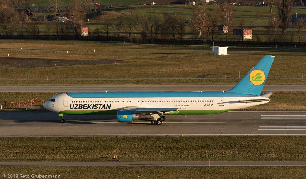 UzbekistanAirways_B763_UK67004_ZRH180124