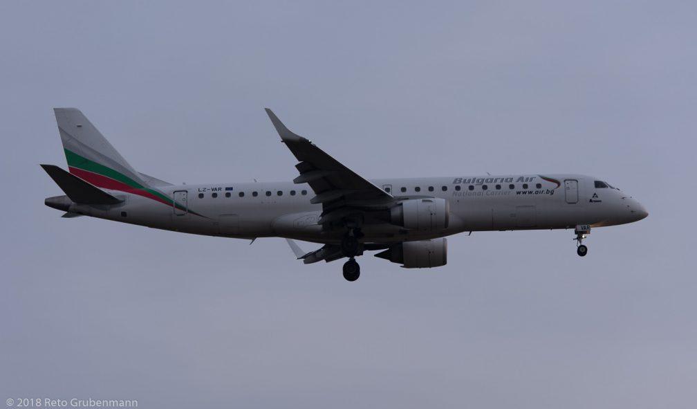 BulgariaAir_E190_LZ-VAR_ZRH180126