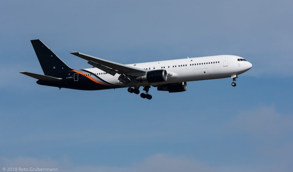 TitanAirways_B763_G-POWD_ZRH180304