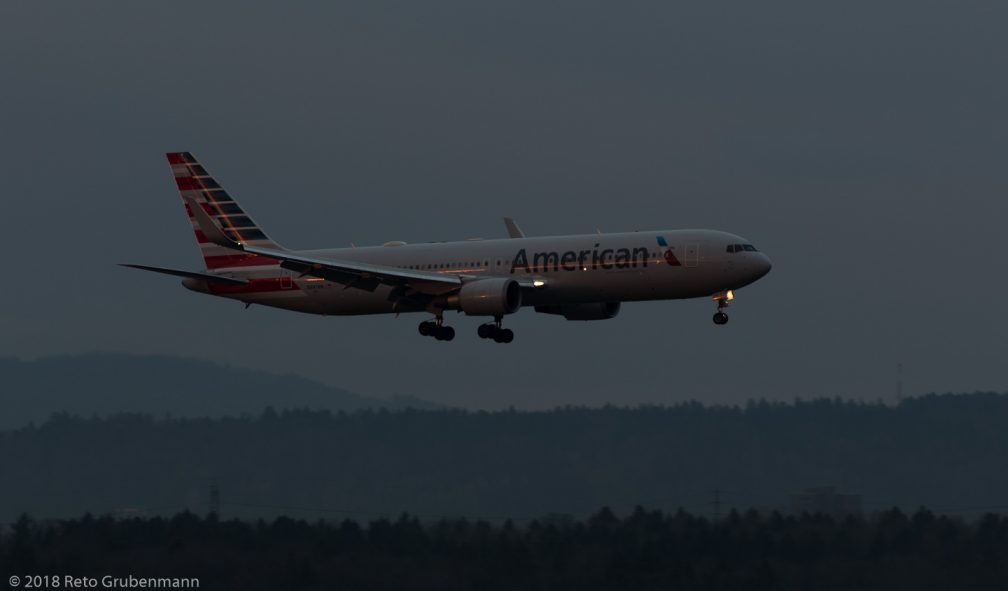 AmericanAirlines_B763_N397AN_ZRH180316