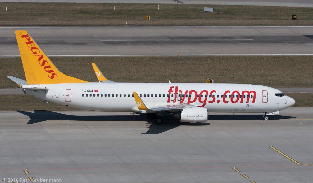 PegasusAirlines_B738_TC-CCJ_ZRH180324