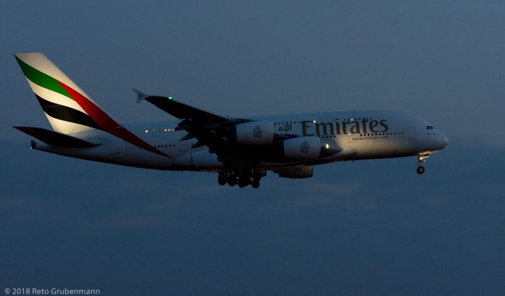 Emirates_A388_A6-EUH_ZRH180325