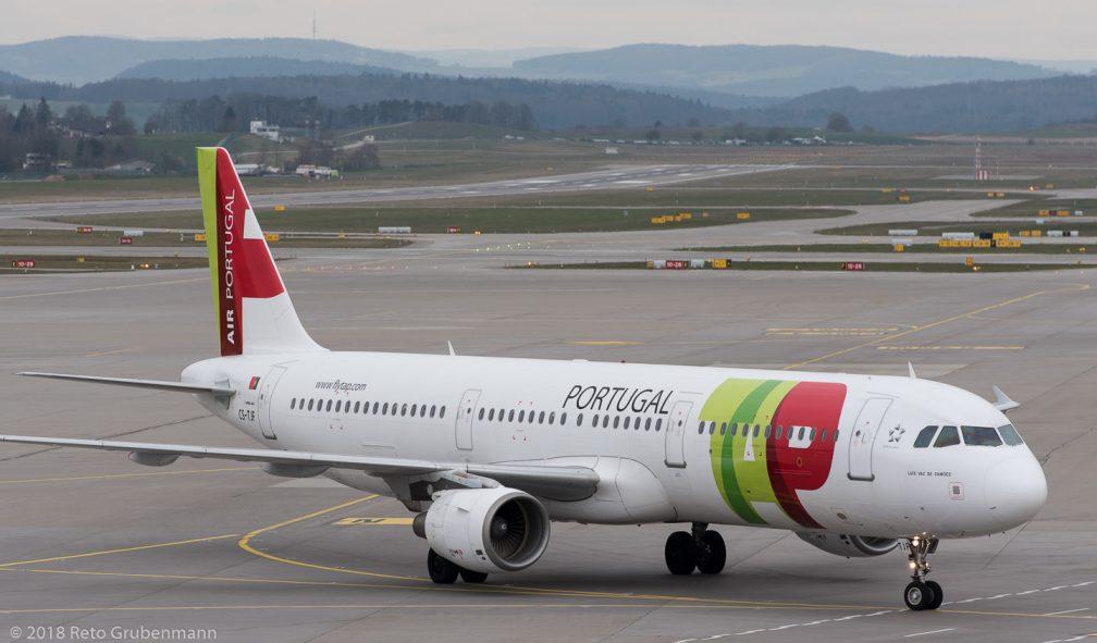 TAPPortugal_A321_CS-TJF_ZRH180330