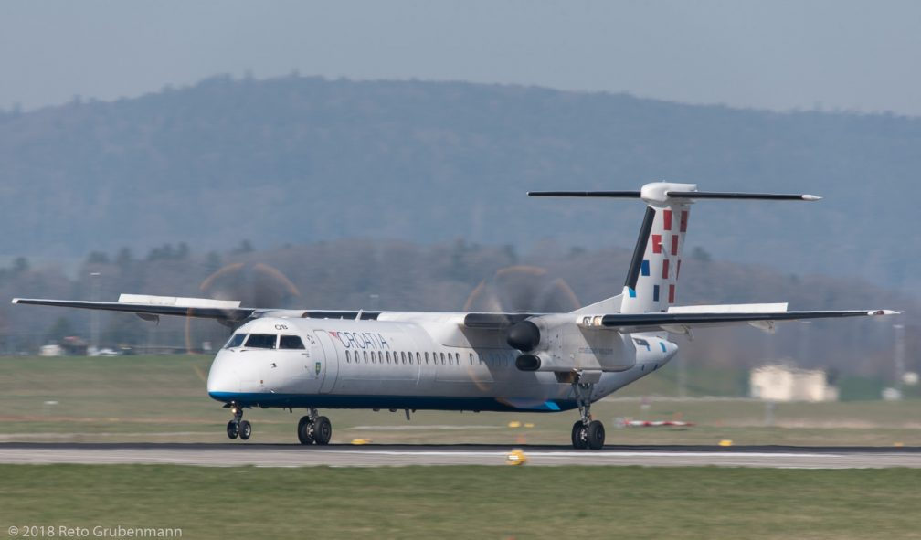CroatiaAirlines_DH8D_9A-CQB_ZRH180407