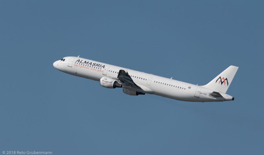 AlmasriaUniveralAirlines_A321_SU-TCG_ZRH180421