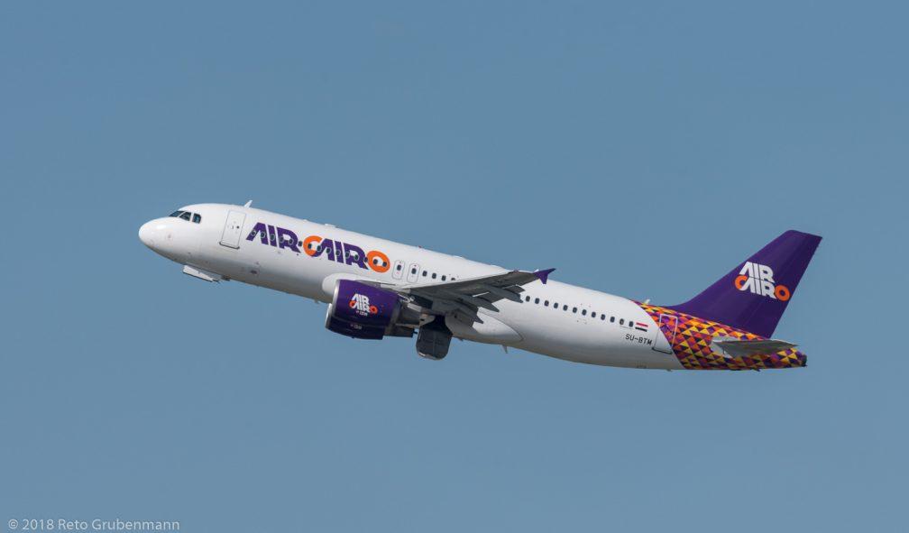 AirCairo_A320_SU-BTM_ZRH180429