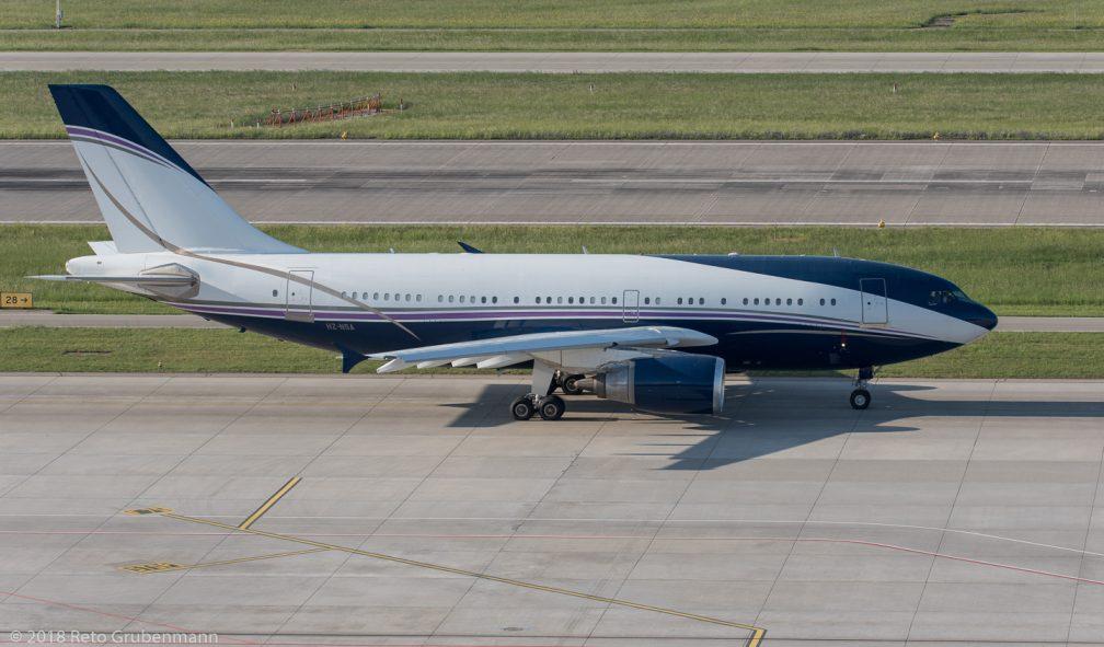 Al-AtheerAviation_A310_HZ-NSA_ZRH180508