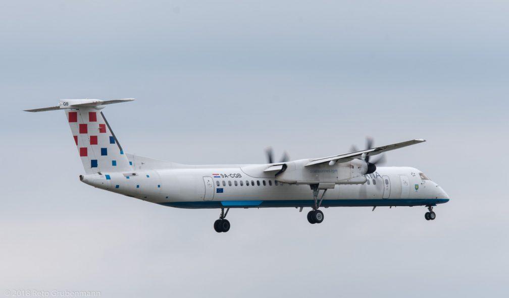 CroatiaAirlines_DH8D_9A-CQB_ZRH180513