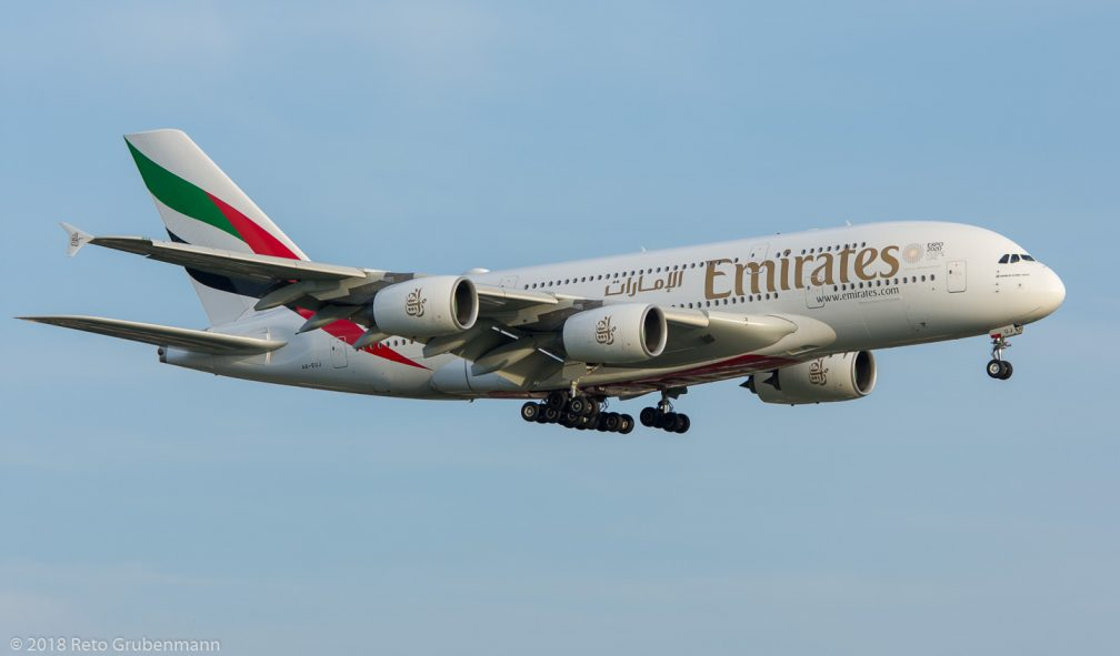 Emirates_A388_A6-EUJ_ZRH180610
