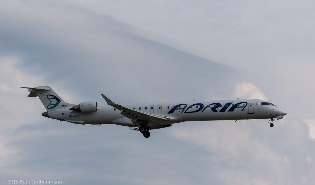 AdriaAirways_CRJ9_S5-AFB_ZRH180621