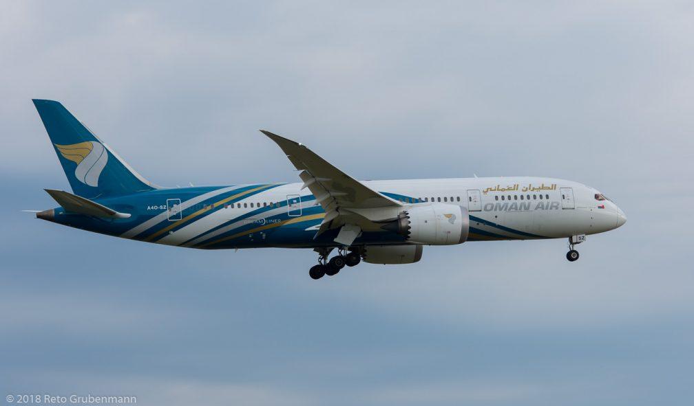 OmanAir_B788_A4O-SZ_ZRH180621