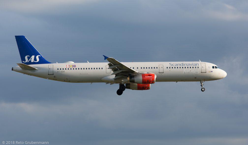 ScandinavianAirlines_A321_OY-KBK_ZRH180622