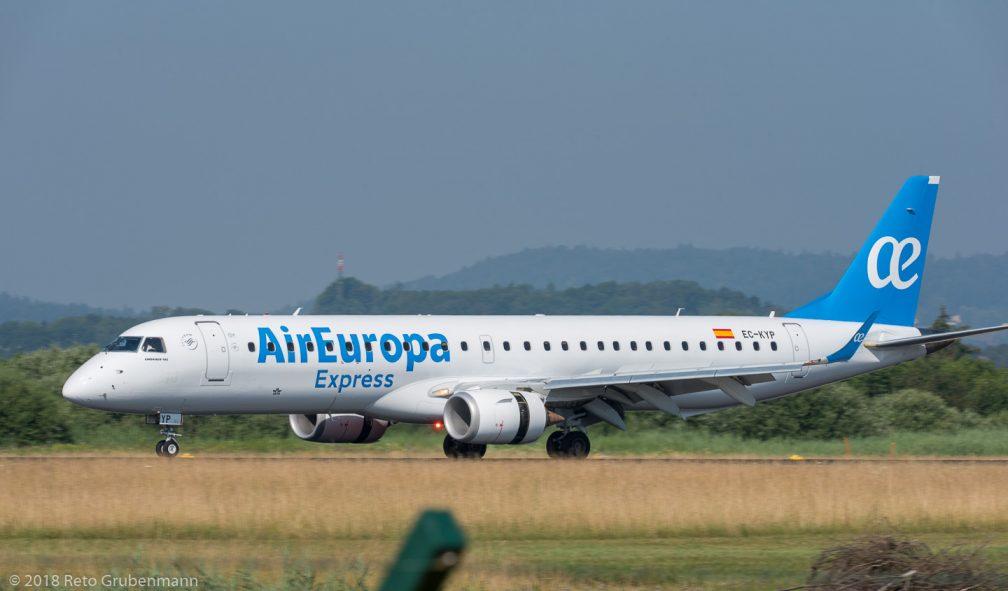 AirEuropa_E190_EC-KYP_ZRH180630
