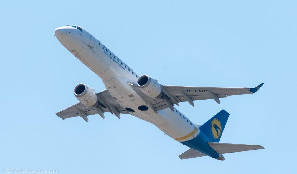 UkraineInternationalAirlines_E190_UR-EMC_ZRH180630