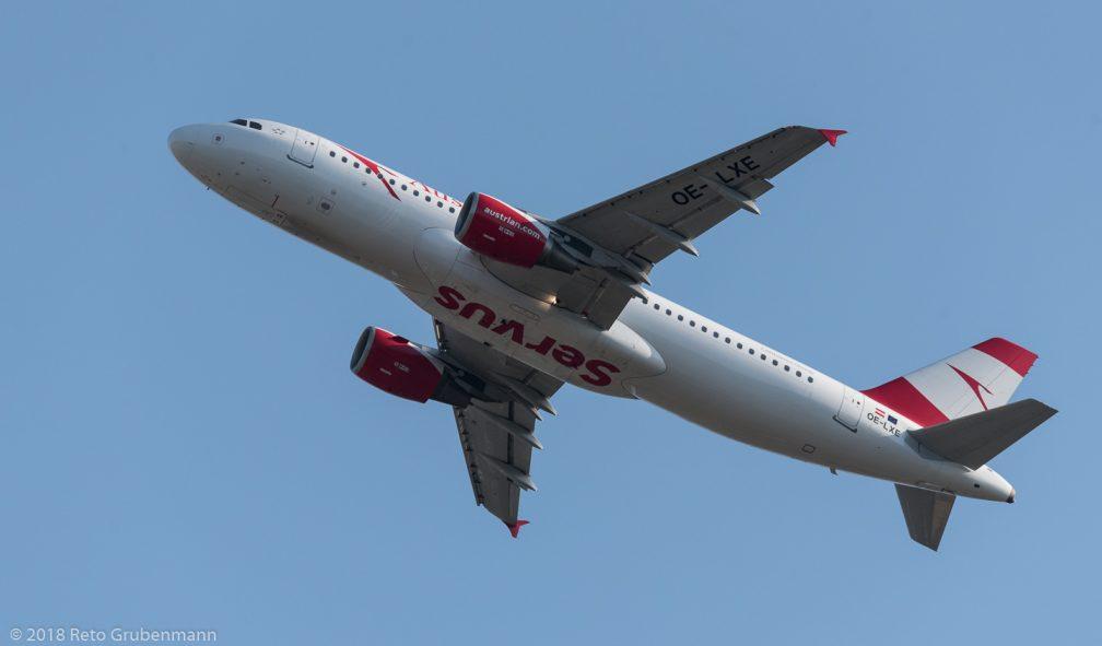 AustrianAirlines_A320_OE-LXE_ZRH180701