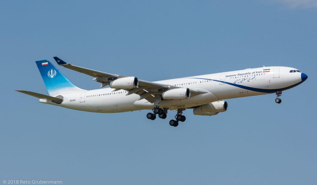 IslamicRepublicofIran_A343_EP-IGA_ZRH180702