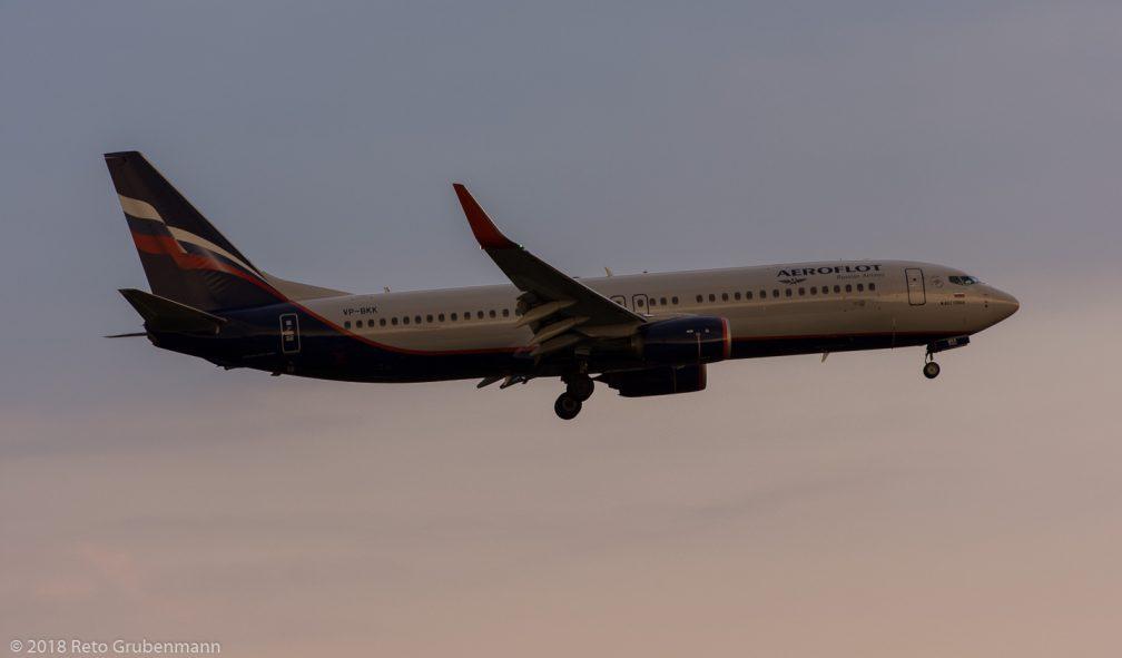 Aeroflot_B738_VP-BKK_ZRH180707
