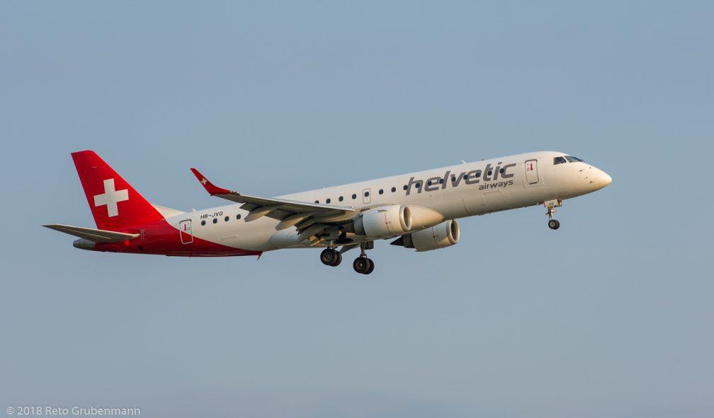 HelveticAirways_E190_HB-JVQ_ZRH180708