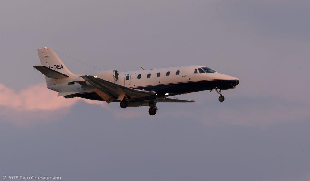 LuxaviationSA_C56X_LX-DEA_ZRH180708