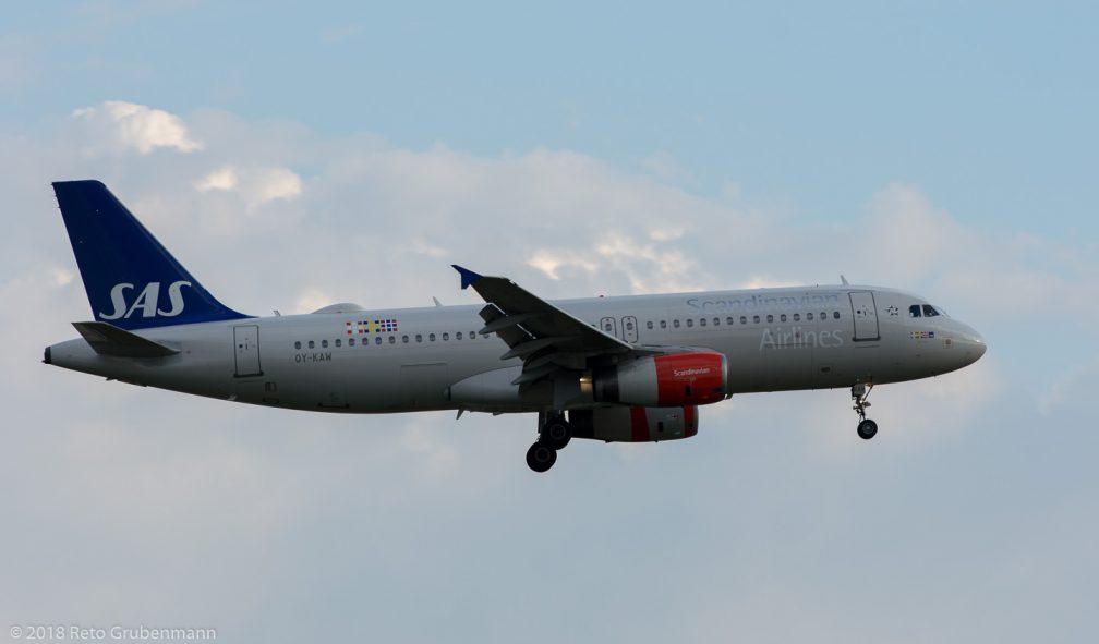 ScandinavianAirlines_A320_OY-KAW_ZRH180710