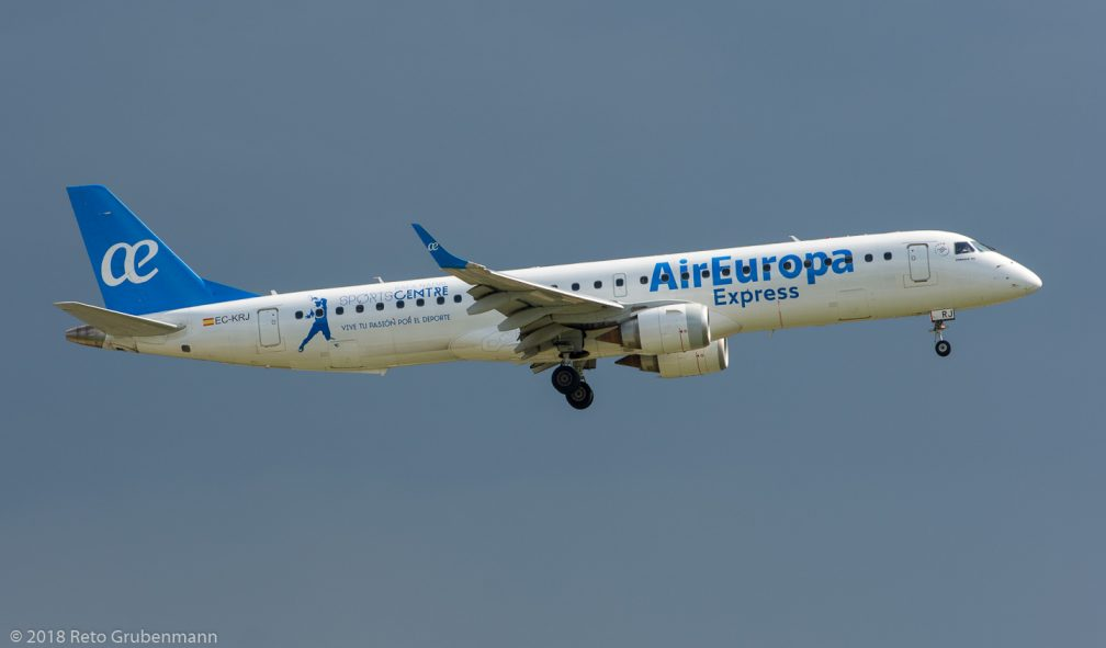 AirEurope_E190_EC-KRJ_ZRH180715