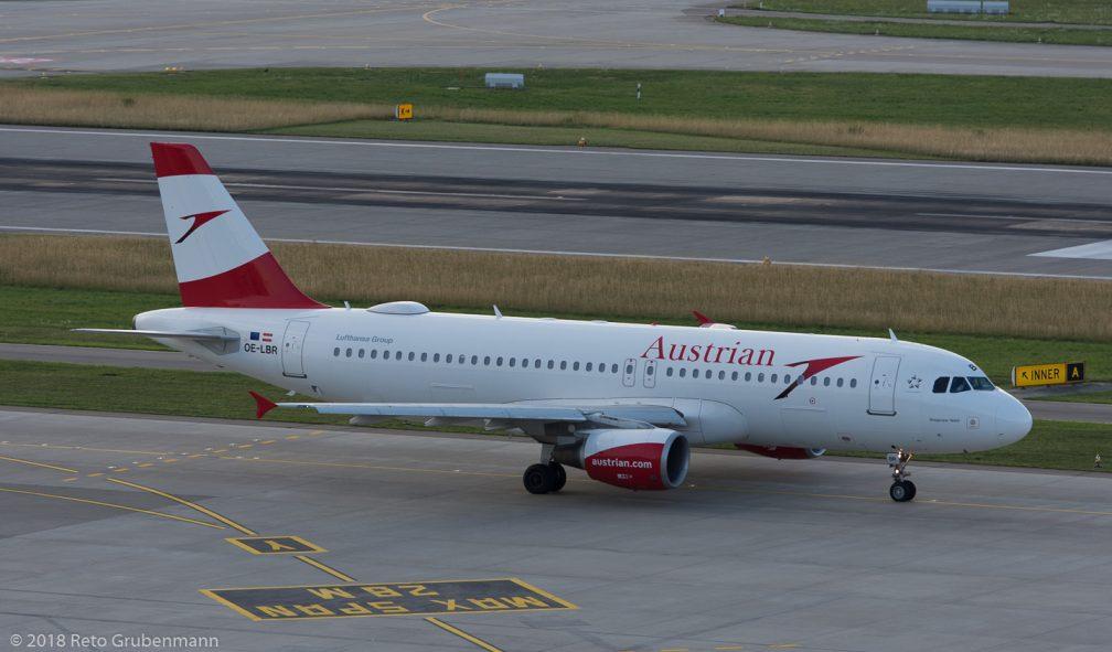 AustrianAirlines_A320_OE-LBR_ZRH180716